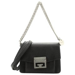 Givenchy  GV3 Flap Bag Leather Mini