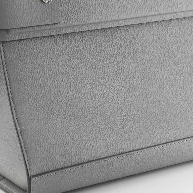 Givenchy Horizon Satchel Leather Medium For Sale 1