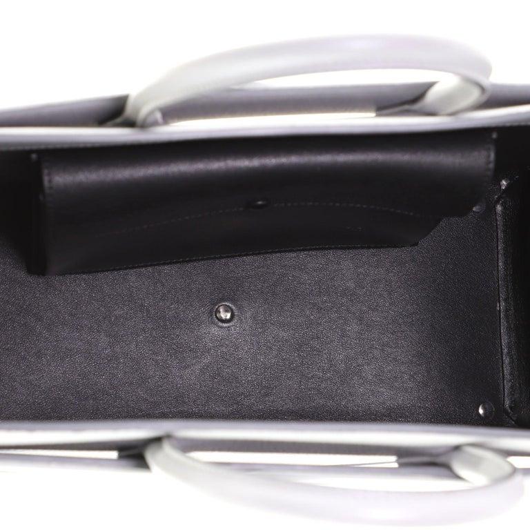 Givenchy Horizon Satchel Leather Medium For Sale 2