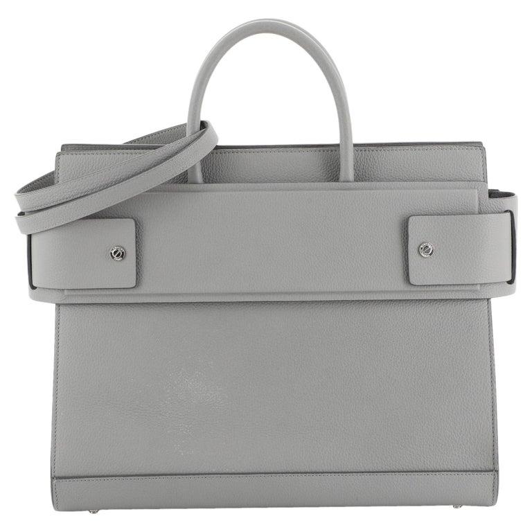 Givenchy Horizon Satchel Leather Medium For Sale