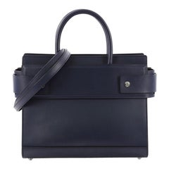Givenchy Horizon Satchel Leather Small