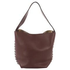 Givenchy Infinity Bucket Bag Leather Medium