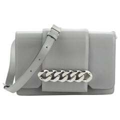 Givenchy Infinity Flap Bag Leather Small