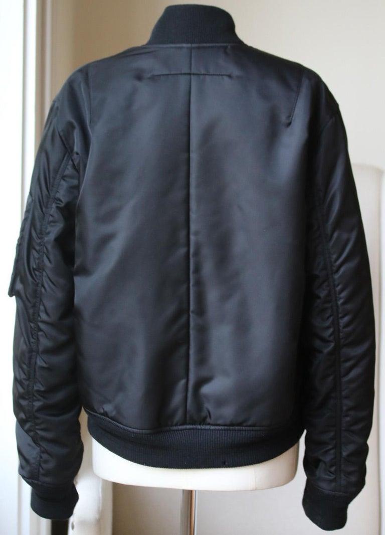 Givenchy Mandala Patch Reversible Bomber Jacket  For Sale 1