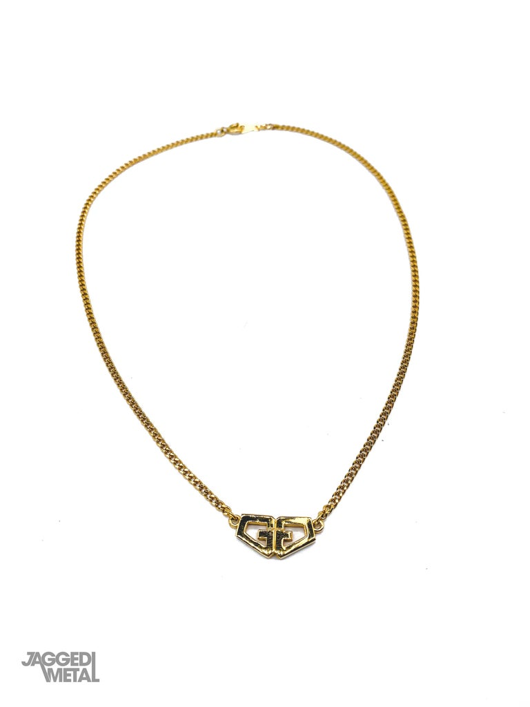 GIVENCHY Necklace Vintage 1970s In Excellent Condition For Sale In London, GB