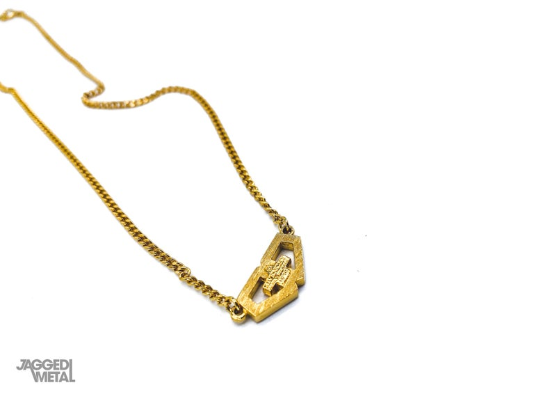 Women's GIVENCHY Necklace Vintage 1970s For Sale