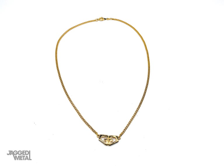 GIVENCHY Necklace Vintage 1970s For Sale 4