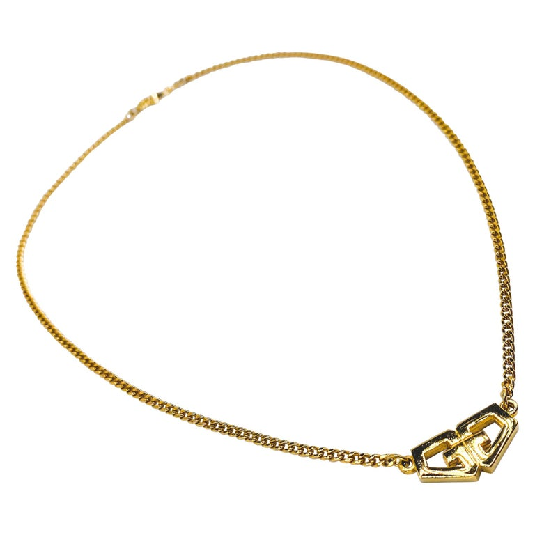 GIVENCHY Necklace Vintage 1970s For Sale