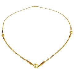 GIVENCHY Necklace Vintage 1970s