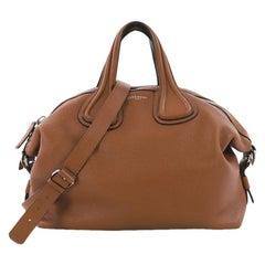 Givenchy Nightingale Satchel Waxed Leather Medium. Givenchy Antigona Medium  Black Leather Tote Handbag a1914883d2