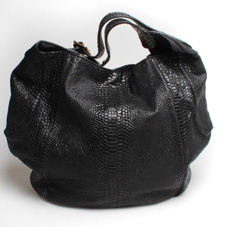 Black GIVENCHY Nightingale Tote For Sale