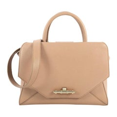 Givenchy Obsedia Satchel Leather Small
