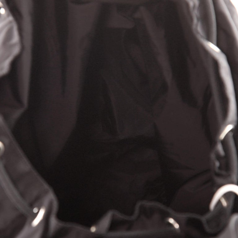 Women's or Men's Givenchy Obsidia Buckle Backpack Nylon For Sale