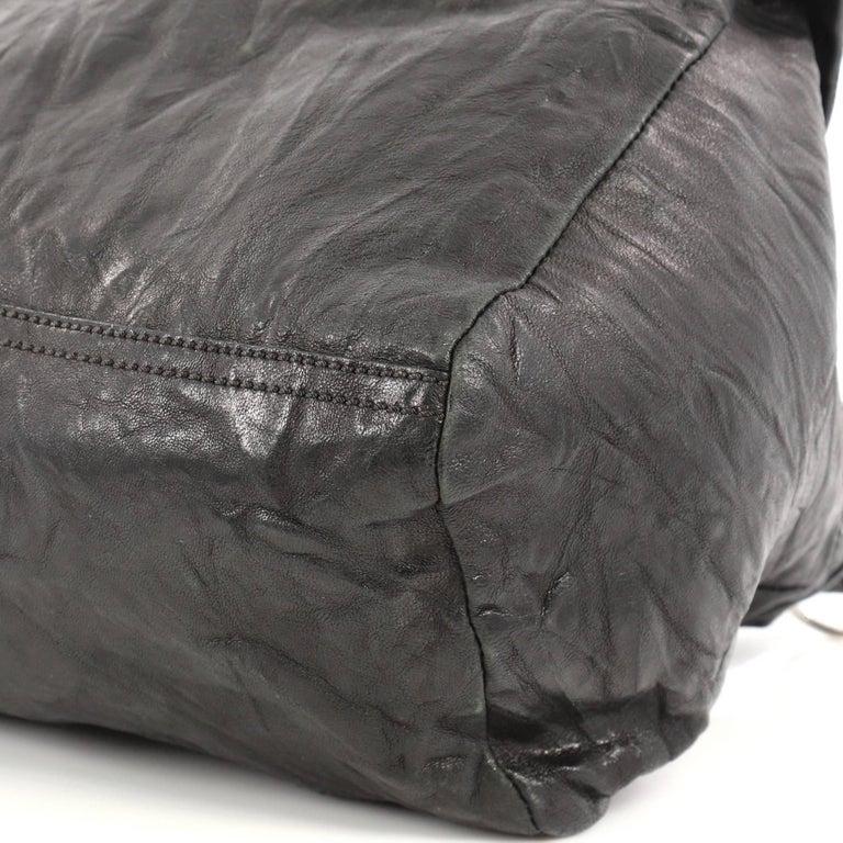 ca0be51ca351 Givenchy Pandora Bag Distressed Leather Medium at 1stdibs