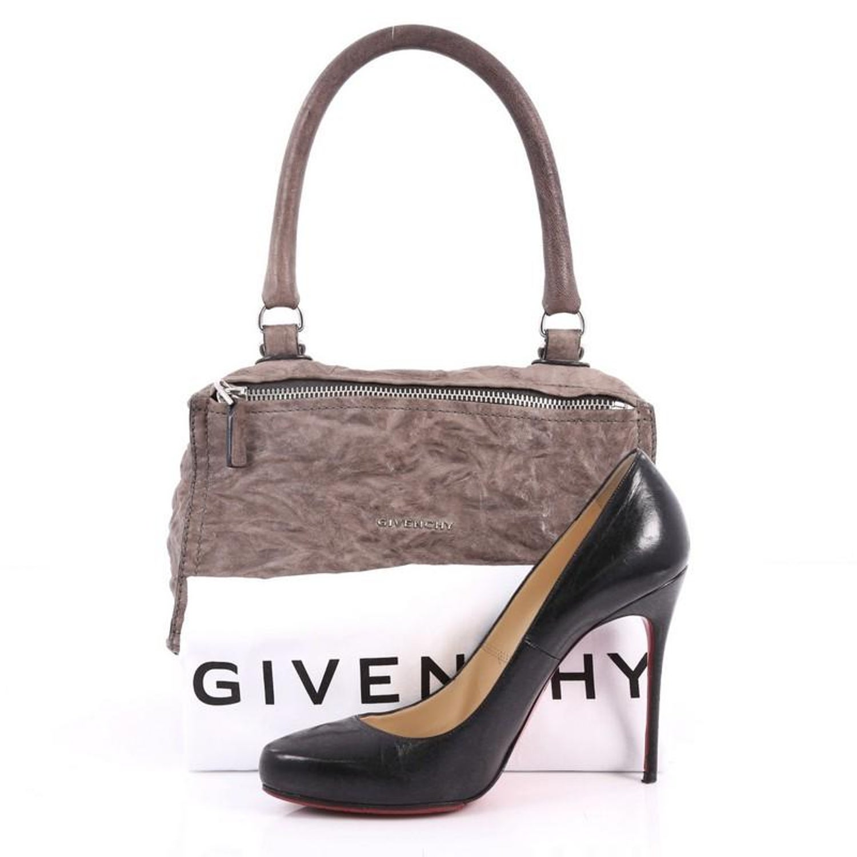 4469b13432 Givenchy Pandora Bag Distressed Leather Small at 1stdibs