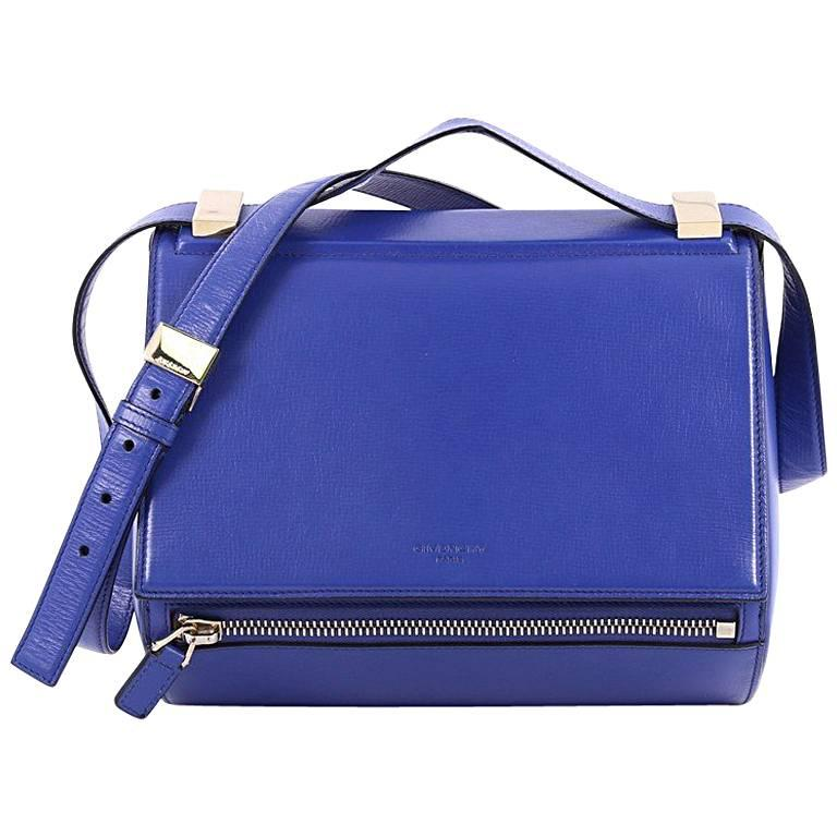 Givenchy Pandora Box Handbag Leather Medium For Sale at 1stdibs 3068803160