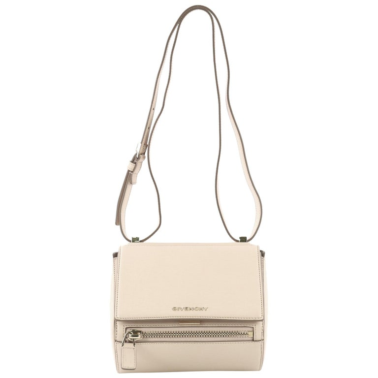 a83ee494f70 HomeFashionHandbags and PursesCrossbody Bags and Messenger Bags. Givenchy  Pandora Box Handbag Leather Mini For Sale