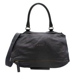 Givenchy Pandora Medium Leather Messenger Bag