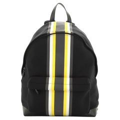 Givenchy Pocket Backpack Printed Neoprene with Leather Small