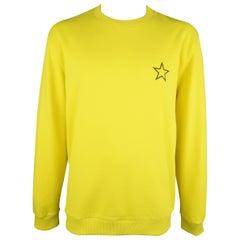 Gelbes Baumwoll-Sweatshirt von GIVENCHY Größe XXL