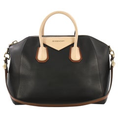 Givenchy Tricolor Antigona Bag Leather Medium