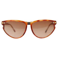 Givenchy Vintage Brown Sunglasses SG01 COL 02