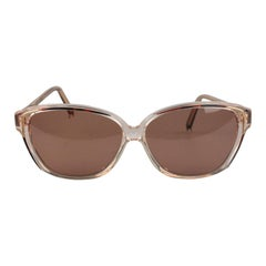 GIVENCHY Vintage Multicolor 80s Elegant Sunglasses G3911 55-11mm NOS