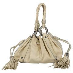 Givenchy Woman Handbag Ecru Leather