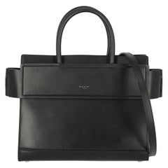 Givenchy Woman Handbag Horizon Black Leather