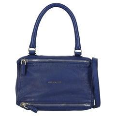 Givenchy  Women   Handbags Pandora Navy Leather