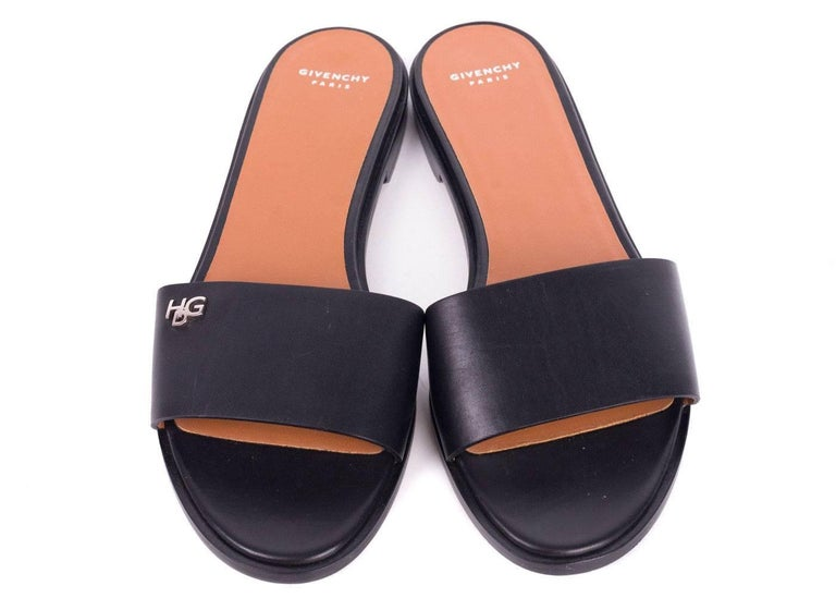 31a4f151e Strut in style with cool-chic elegance courtesy of Givenchy. This sandal is  the