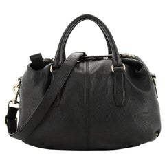 Givenchy Zip Convertible Satchel Leather Large