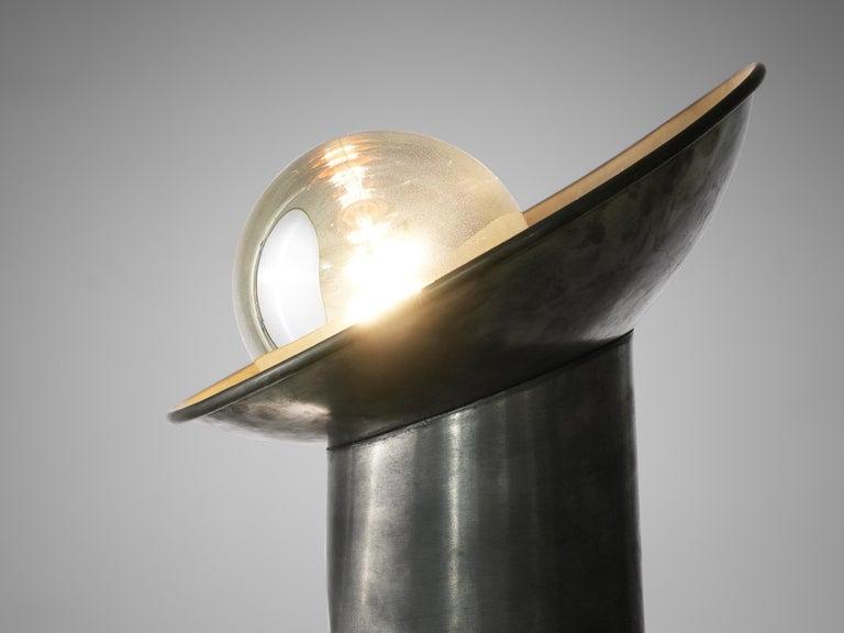 Italian Gjilla Giani for Sormani 'Radar' Table Lamp For Sale