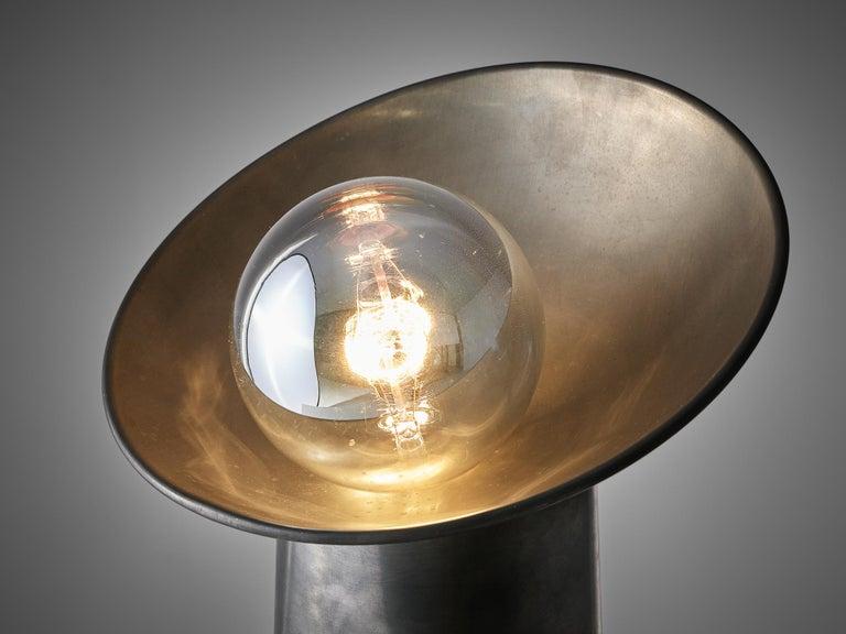 Late 20th Century Gjilla Giani for Sormani 'Radar' Table Lamp For Sale