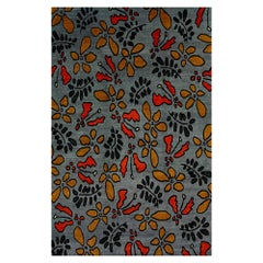 GJS10 Woollen Carpet by George J. Sowden for Post Design Collection/Memphis