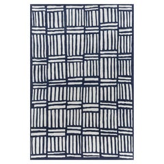 GJS12 Woollen Carpet by George J. Sowden for Post Design Collection/Memphis