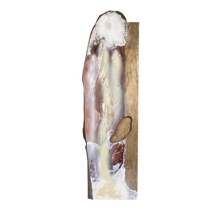 Glaciazione Sculpture For Sale