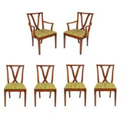 Glamorous X Back Dining Chairs by Tomlinson