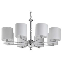 Glamour 8-Light Chandelier