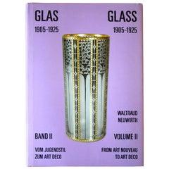 Glas, Glass, 1905-1925