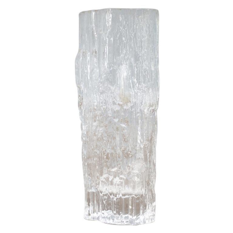 Glass Vase by Tapio Wirkkala, Finland, 1960s
