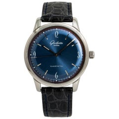 Glashutte Original 1960s Chronograph 1-39-52-06-02-04, Blue