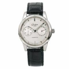 Glashutte Original Senator 1-39-58-02-02-04 Men's Automatic Watch SS