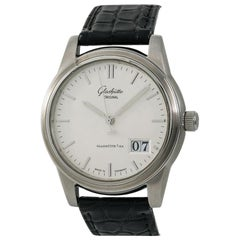 Glashutte Original Senator 38-42-04-22-04 Men's Automatic Watch SS