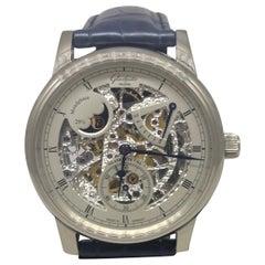 Glashutte Original Senator Moonphase Skeletonized Edition Watch 1491315340430