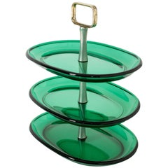 Glass Cake Stand by Josef Frank for Svenskt Tenn