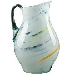 Glass Carafe, Northern Europe, 1980