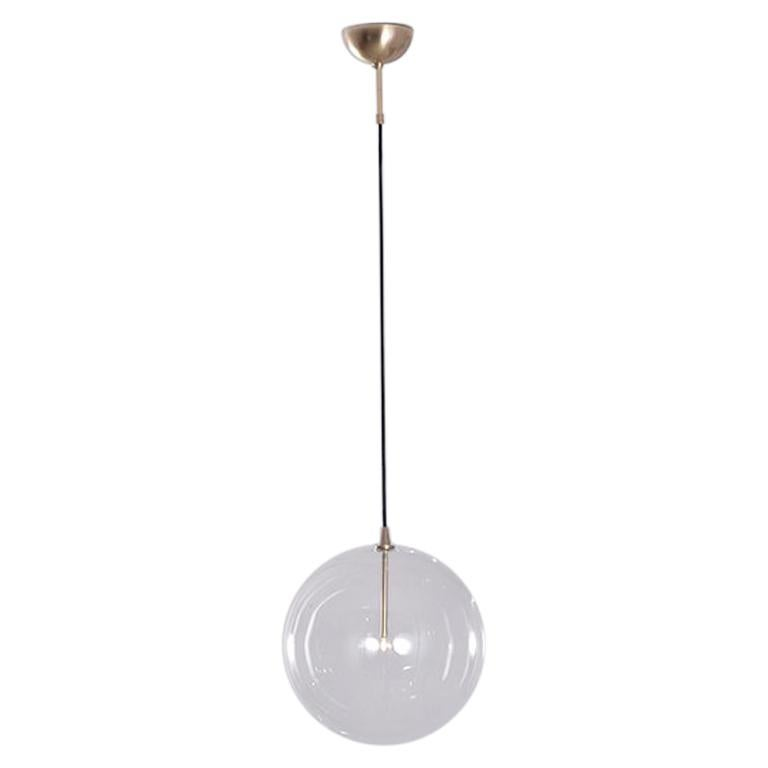 Glass Globe 35 Pendant Light by Schwung