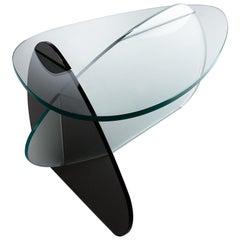 Glass Pebbles Coffee Table