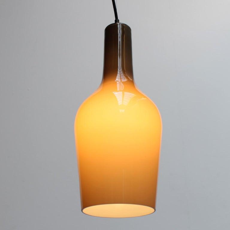 Italian Glass Pendant by Vistosi For Sale